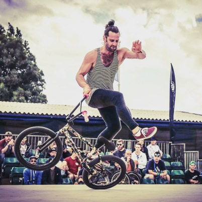 BMX Worlds, pic by Dustyn Alt