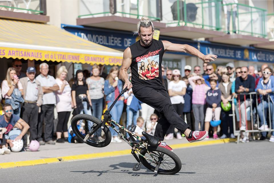 freerider show camiers